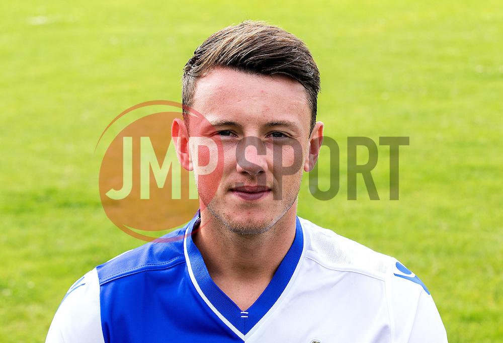 Ollie Clarke of Bristol Rovers - Mandatory by-line: Robbie Stephenson/JMP - 04/08/2016 - FOOTBALL - The Lawns Training Ground - Bristol, England - Bristol Rovers Head Shots