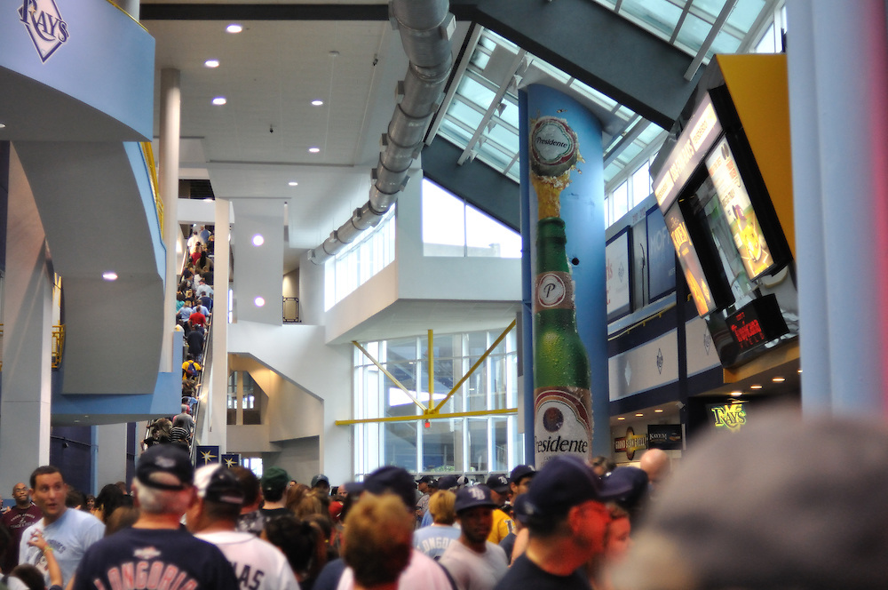 The Tampa Bay Rays give away 20,000 Free tickets!