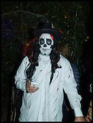 Halloween in Golders Green, London, 31 October 2014