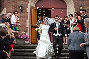 The Seattle Washington destination wedding of Natalie & Jesse from Santa Fe New Mexico.