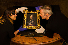 Portrait of Bonnie Prince Charlie unveiled | Edinburgh | 30 March 2016