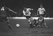 Derby County v Liverpool, Images from 1988