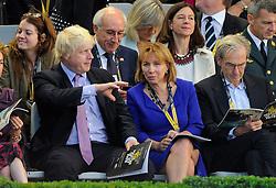 Mayor of London, Boris Johnson - Photo mandatory by-line: Joe Meredith/JMP - Mobile: 07966 386802 - 10/09/14 - The Invictus Opening Ceremony - London - Queen Elizabeth Olympic Park