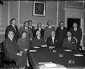 1957 Savings Committee Meeting