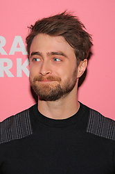 "Creator and executive producer Simon Rich and actors Steve Buscemi, Geraldine Viswanathan, Daniel Radcliffe and Karan Soni attend a screening and conversation for ""Miracle Workers"" at the 92Y on May 14, 2019 in New York City. 14 May 2019 Pictured: NEW YORK, NY - MAY 14: Daniel Radcliffe attends a screening and conversation for ""Miracle Workers"" at the 92Y on May 14, 2019 in New York City. Photo credit: Ron Adar / M10s / MEGA TheMegaAgency.com +1 888 505 6342"