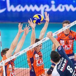 20131029: SLO, Volleyball - CEV Champions League, ACH Volley vs Marek Union-Ivkoni Dupnitsa