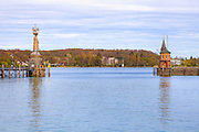 Port, Constance, Baden-Wurttemberg, Germany.