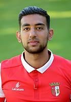 "Portugal - Primera Liga NOS 2017-2018 / <br />( S.C. Braga ) - <br />Ahmed Hassan Mahgoub "" Ahmed Hassan """
