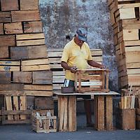 CADEG Market Workers - Rio de Janeiro