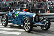Series A pre war cars Julia de Baldanza,
