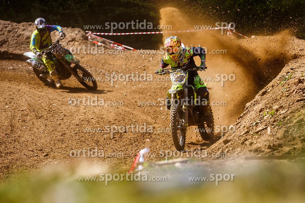 motocross race for Slovenian national championship in Prilipe, Brezice, Slovenija on 9th of April, 2017, Slovenia. Photo by Grega Valancic / Sportida