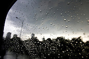Rain in Manila, Philippines..Photo by Jason Doiy.6-11-08