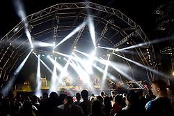 Suricato no palco Pretinho do Planeta Atlântida 2015, que acontece nos dias 30 e 31 de Janeiro de 2015, na Saba, em Atlântida. FOTO: Vinicius Costa/ Agência Preview