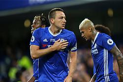Goal, John Terry of Chelsea scores, Chelsea 1-0 Watford - Mandatory by-line: Jason Brown/JMP - 15/05/2017 - FOOTBALL - Stamford Bridge - London, England - Chelsea v Watford - Premier League