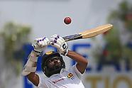 Sri Lanka v India - Cricket, 1st Test Day 4 - 29 July 2017