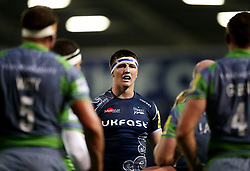 Tom Curry of Sale Sharks - Mandatory by-line: Matt McNulty/JMP - 08/09/2017 - RUGBY - AJ Bell Stadium - Sale, England - Sale Sharks v Newcastle Falcons - Aviva Premiership