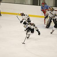 Men's Ice Hockey: St. Olaf College Oles vs. Saint John's University Johnnies