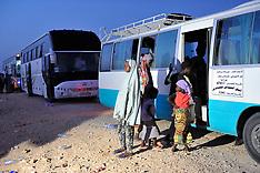 Illegal Migrants Repatriated To Niger - Algeria - 29 June 2018