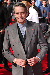 JEREMY IRONS attends the Prince's Trust & Samsung Celebrate Success awards at Odeon Leicester Square, Odeon, London, United Kingdom. Wednesday, 12th March 2014. Picture by i-Images