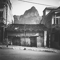 Black and white film photographs from Ha Giang, one of the northernmost provinces in Vietnam, near the China border, and home to some of the most beautiful landscapes and scenery in all of the country.