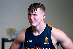 Ted Hill of Worcester Warriors during preseason training ahead of the 2019/20 Gallagher Premiership Rugby season  - Mandatory by-line: Robbie Stephenson/JMP - 06/08/2019 - RUGBY - Sixways Stadium - Worcester, England - Worcester Warriors Preseason Training 2019