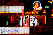 THAILAND: Bangkok.go-go bar in red light district of Nana