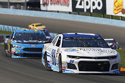 August 5, 2018 - Watkins Glen, New York, United States of America - Alex Bowman (88) brings his car through the turns during the Go Bowling at The Glen at Watkins Glen International in Watkins Glen , New York. (Credit Image: © Chris Owens Asp Inc/ASP via ZUMA Wire)