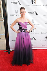 May 20, 2019 - New York, NY, USA - May 20, 2019  New York City..Kathryn Boren attending arrivals to the American Ballet Theater  Spring Gala at the Metropolitan Opera House in Lincoln Center on May 20, 2019 in New York City. (Credit Image: © Kristin Callahan/Ace Pictures via ZUMA Press)