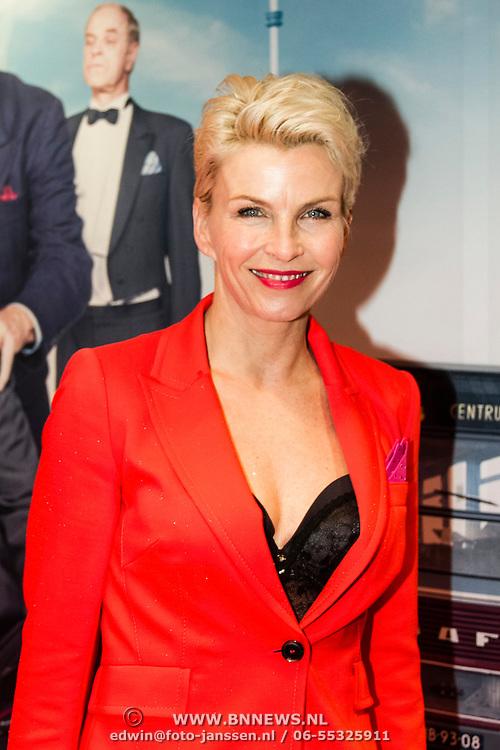 NLD/Rotterdam/20140407 - Premiere Toen was Geluk heel Gewoon, Anita Witzier