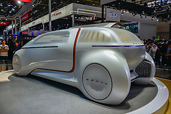 April 25, 2018 - Beijin, Beijin, China - Concept Cars can be seen at the Auto China 2018 in Beijing, April 25th, 2018. (Credit Image: © SIPA Asia via ZUMA Wire)