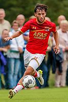 DIRKSHORN, 01-07-2017, Regioselectie - AZ, 1-7, AZ speler Joris van Overeem