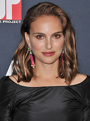 Natalie Portman arrives at the L.A. Dance Project's Annual Gala held at LA Dance Project in Los Angeles, CA on Saturday, October 7, 2017. (Photo By Sthanlee B. Mirador/Sipa USA)