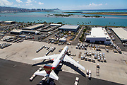 Airport, Honolulu, Oahu, Hawaii