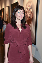 Natalie Imbruglia at the launch of the new JD Malat Gallery, 30 Davies Street, London, England. 05 June 2018.