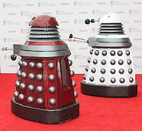 Doctor Who Dalek, Arqiva British Academy Television Awards, Royal Festival Hall London UK, 12 may 2013, (Photo by Richard Goldschmidt)