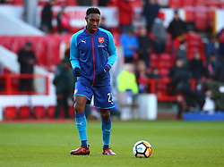 Danny Welbeck of Arsenal - Mandatory by-line: Robbie Stephenson/JMP - 07/01/2018 - FOOTBALL - The City Ground - Nottingham, England - Nottingham Forest v Arsenal - Emirates FA Cup third round proper