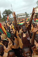 "Ghana ""Fifty Year of Independence"" Jay Dunn"