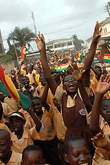 """Ghana """"Fifty Year of Independence"""" Jay Dunn"""