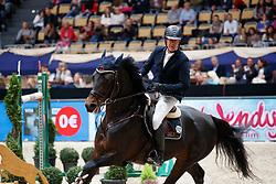 Knippling, Andreas (GER), Tannenhof´s Chacco Chacco<br /> München - Munich Indoors 2016<br /> Championat von München<br /> © www.sportfotos-lafrentz.de / Stefan Lafrentz