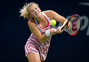 Katerina Siniakova of the Czech Republic in action during the second round at the 2018 US Open Grand Slam tennis tournament, at Billie Jean King National Tennis Center in Flushing Meadow, New York, USA, August 30th 2018, Photo Rob Prange / SpainProSportsImages / DPPI / ProSportsImages / DPPI