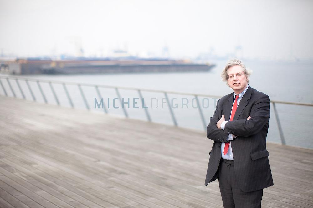 Steven Lak, voorzitter Deltalinqs