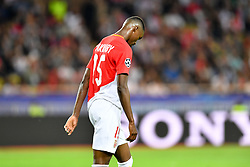 September 26, 2017 - Monaco, France - 15 Adama Diakhaby (mon) - DECEPTION (Credit Image: © Panoramic via ZUMA Press)