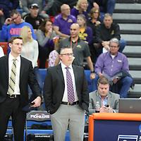 Men's Basketball: University of Wisconsin, Platteville Pioneers vs. Nebraska Wesleyan University Prairie Wolves