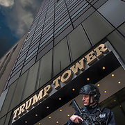 It cost New York City about $24 million to provide security at Trump Tower, President Donald Trump&rsquo;s skyscraper home in Manhattan, from Election Day to Inauguration Day, or $308,000 per day, <br /> <br /> New York City Police Commissioner James O&rsquo;Neill said in a statement that the Police Department now has a dual role in protecting the first family while also serving and protecting residents in the city.<br /> <br /> &ldquo;Trump Tower itself now presents a target to those who wish to commit acts of terror against our country, further straining our limited counterterrorism resources,&rdquo; <br /> <br /> In other words, it costs more to protect the president for one day in Manhattan, than an entire summer in nearby Bedminster, and that Manhattan price tag doesn't include a $4.5 million annual price tag for the New York City Fire Department to protect Trump Tower.<br /> <br /> Mr. Trump's high protection costs have drawn scrutiny and even ire, as he racks up taxpayer-backed bills for localities and the Secret Service -- particularly at his Mar-a-Lago club in Palm Beach, Florida. The liberal Center for American Progress created a website tracking when Mr. Trump is at Mar-a-Lago, how much those trips cost so far, and what federal programs that money could fund instead. Added security around Mar-A-Lago during Mr. Trump's visits has reportedly cost surrounding governments more than $3.5 million.