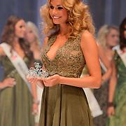 NLD/Nijkerk/20110710 - Miss Nederland verkiezing 2011,  Miss Nederland 2010 Desiree van den Berg