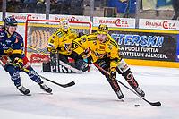 2019-12-13 | Rauma, Finland : KalPa (14) Balazs Sebok during the game between Lukko-KalPa in Kivikylän Areena ( Photo by: Elmeri Elo | Swe Press Photo )