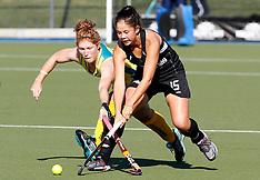 Auckland-Hockey, Four Nations, Australia v New Zealand