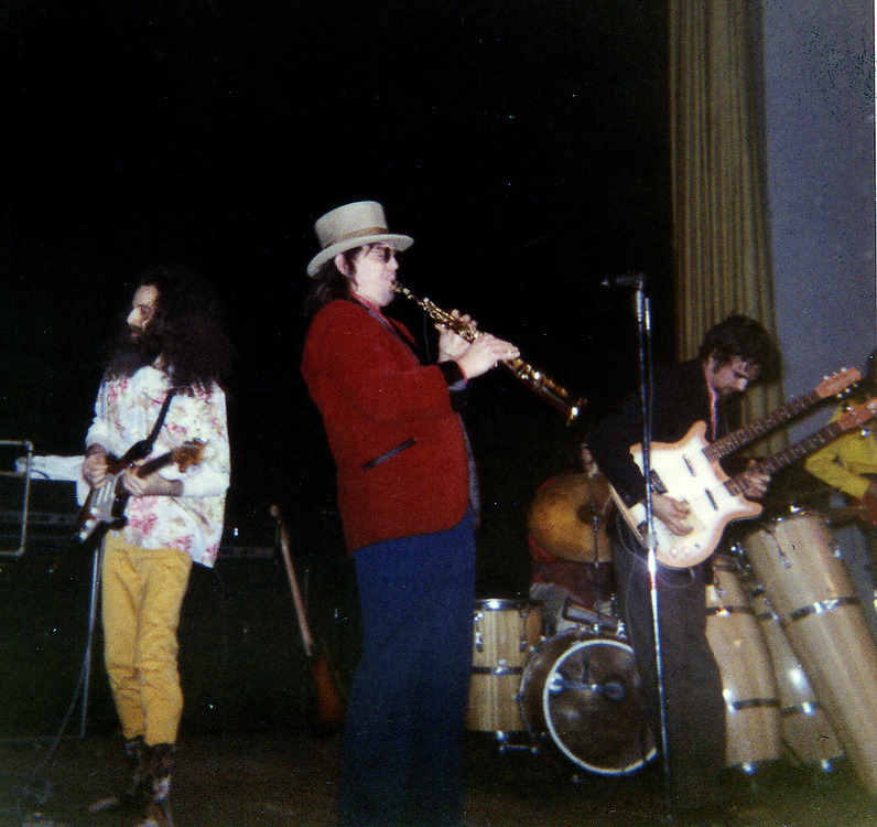Captain Beefheart & His Magic Band, RIT, 1/21/71