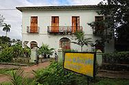 House in Guaos, Cienfuegos Province, Cuba.