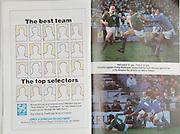 Irish Rugby Football Union, Ireland v France, Five Nations, Landsdowne Road, Dublin, Ireland, Saturday 21st January 1989,.21.01.1989, 01.21.1989,..Referee- B Anderson, SRU,..Score- Ireland 21 - 26 France,..Irish Team, ..P P A Danaher,  Wearing number 15 Irish jersey, Full Back, Garryowen Rugby Football Club,  Ireland,..J F Sexton, Wearing number 14 Irish jersey, Right Wing, Lansdowne Rugby Football Club,  Ireland,..B J Mullin, Wearing number 13 Irish jersey, Right Centre, London Irish Rugby Football Club, London, England,  ..D G Irwin, Wearing number 12 Irish jersey, Left Centre, Instonians Rugby Football Club, Belfast, Northern Ireland, ..M J Kiernan, Wearing number 11 Irish jersey, Left Wing, Dolphin Rugby Football Club, Dublin, Ireland,..P M Dean, Wearing number 10 Irish jersey, Out Half, St Marys College Rugby Football Club, Dublin, Ireland,..F P Aherne, Wearing number 9 Irish jersey, Scrum Half, Lansdowne Rugby Football Club, Dublin, Ireland,..N P Mannion, Wearing number 8 Irish jersey, Forward, Corinthians Rugby Football Club, Gaway, Ireland,..P T J O'Hara , Wearing number 7 Irish jersey, Forward, Sundays Well Rugby Football Club, Cork, Ireland, ..P M Mathews, Wearing number 6 Irish jersey, Captain of the Irish team, Forward, Wanderers Rugby Football Club, Dublin, Ireland,..W A Anderson, Wearing number 5 Irish jersey, Forward, Dungannon Rugby Football Club, Tyrone, Northern Ireland, ..D G Lenihan, Wearing number 4 Irish jersey, Forward, Cork Constitution Rugby Football Club, Cork, Ireland,..J J Mcoy, Wearing number 3 Irish jersey, Forward, Bangor Rugby Football Club, Down, Northern Ireland,..S J Smith, Wearing number 2 Irish jersey, Forward, Ballymena Rugby Football Club, Antrim, Northern Ireland, ..T P J Clancy, Wearing number 1 Irish jersey, Forward, Lansdowne Rugby Football Club, Dublin, Ireland,..French Team, ..S Blanco, Wearing number 15 French jersey, Full Back, Biarritz Olympique Rugby Football Club, France, ..J B Lafond, Wearing number 14 French jersey